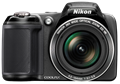 Nikon UK launches Coolpix L320 superzoom, US announces Coolpix S3500