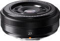 Fujifilm introduces XF 27mm F2.8 'pancake' lens