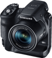 Samsung launches dual-grip, 60x WB2200F superzoom with Wi-Fi
