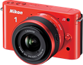 Nikon 1 J2 mirrorless camera refreshes 1 System's consumer model