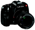 Leica announces S-System 37MP medium format body and lenses