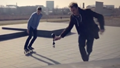LUUV aims to produce 3D-printed camera stabilizer