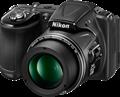 Nikon Coolpix L830 provides 34x zoom on a budget