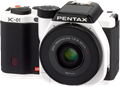 Pentax Ricoh discontinues K-01 K-mount mirrorless camera
