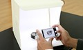 Foldio: A foldable, portable lightbox for product photography