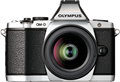 Olympus stabilizes legacy lens video with OM-D E-M5 firmware v1.5