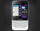 BlackBerry updates OS, offers new Qwerty smartphone