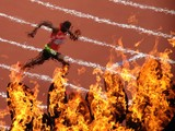 Photojournalist Dan Chung reflects on shooting the Olympics with an iPhone