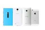 Super Shootout: Samsung Galaxy S4 vs HTC One vs Apple iPhone 5 vs Nokia Lumia 920