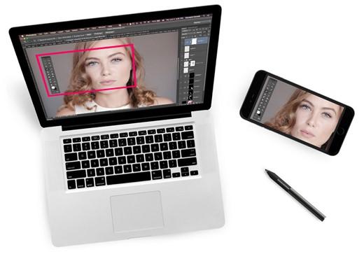 Astropad mini biến iphone thành bàn vẽ kỹ thuật khi cần thiết - 1