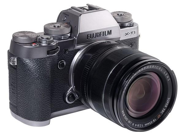 Fuji X-T1 Silver Graphite Edition