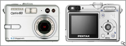 Pentax Optio 60