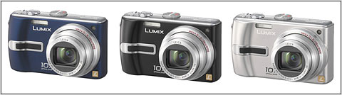 panasonic lumix dmctz3 review digital photography review